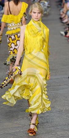 Модні сукні весна літо 2012 фото