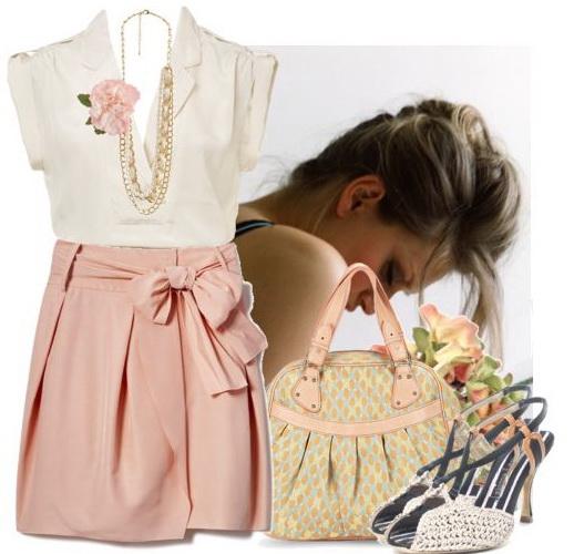платья трикотажные осень