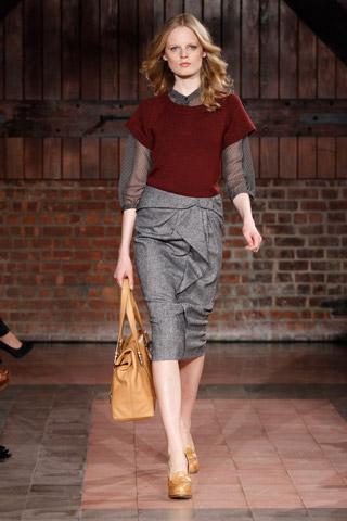 модные юбки 2012 для полных девушек и женщин.