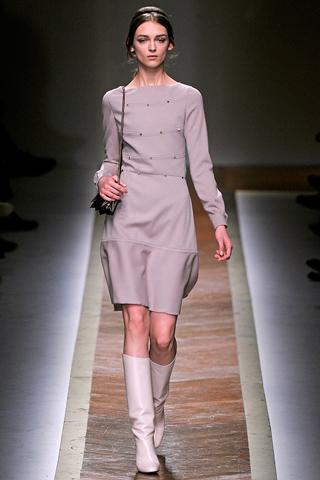 Модная женская одежда осень-зима 2011-2012 от Paul & Joe.
