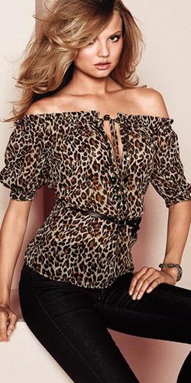 Блузка Топ Фото
