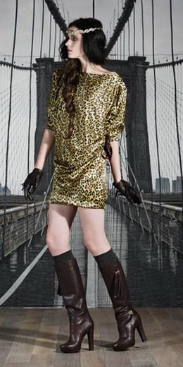 коллекция мужской и женской одежды осень/зима 2011/2012.