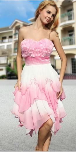 Платья на выпускной 2012 - идеи.