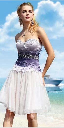 Платья на выпускной 2012 - фото.
