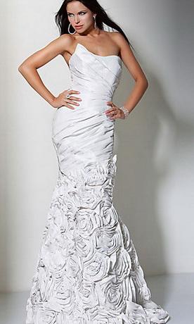 фасоны платьев подружки невесты