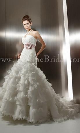 свадебное платье Jasmine Couture.