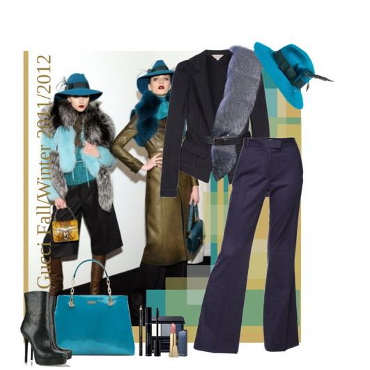 Также модной является кожаная одежда, выполненная в брутальном стиле.
