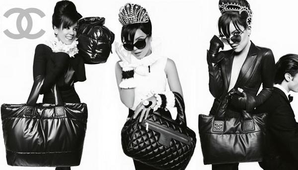 О ней много говорили, главным предметом спора оказалась Лили Аллен, - лицо рекламной кампании новой коллекции сумок...