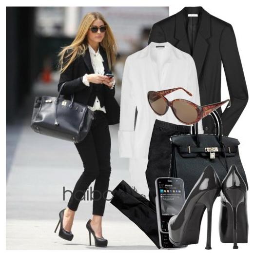 Деловой стиль одежды: женский деловой костюм, деловая юбка.  Загрузка.. .
