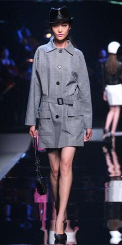 Модное женское пальто весна 2011 Christian Dior paljto 2011 - Журнал...