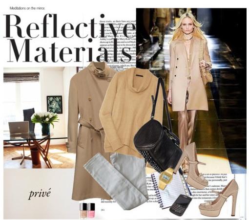 Женская верхняя одежда 2011 2012 в новой коллекции Brioni.