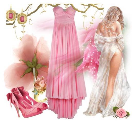 вечерние платья на полных девушек