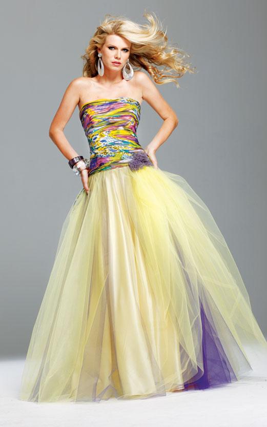 Вечерние платья - 6500.