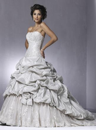 Пышное свадебное платье Selma.