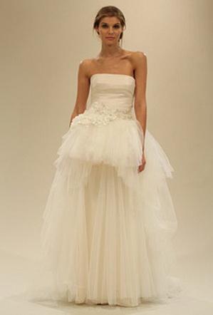Шикарное пышное свадебное платье превратит любую невесту в настоящую...