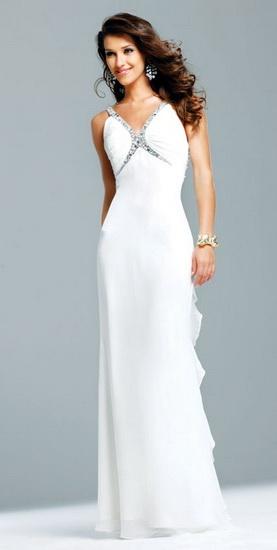 Воздушное, легкое платье, выполненное в стиле греческой богини...