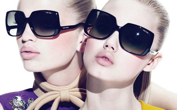 Солнцезащитные очки весна-лето 2011: модные тренды. очки. мода.