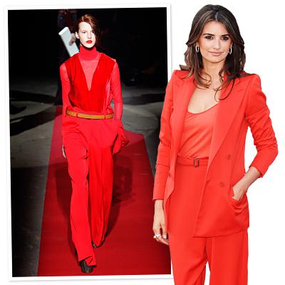 Модные цвета осень-зима 2010/2011