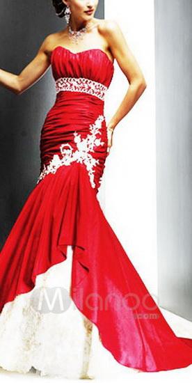 платья из цветного атласа