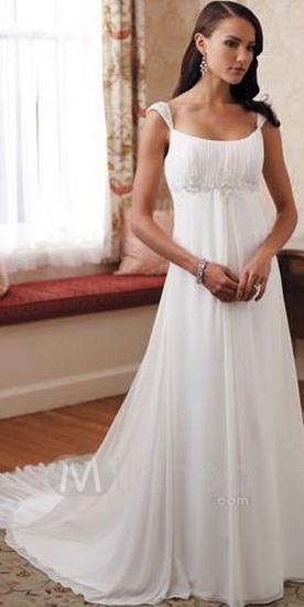 Свадебные платья 2012 в греческом стиле.