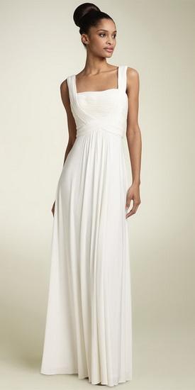 Свадебные платья в греческом стиле - это воистину очень хороший выбор.