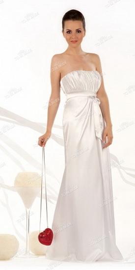 свадебное платье от шанель