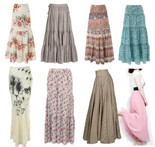 самые красивые платья на лето с рукавами