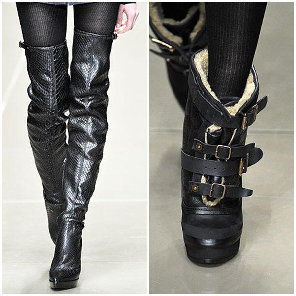 Женская Зимняя Обувь Недорого