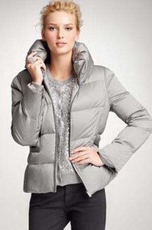 Мода на зимние пуховики в. Модные женские пуховики осень-зима 2010.