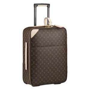 Свой современный дизайн сумки Louis Vuitton получили в 1950-х годах.