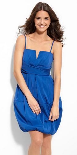 Платья с завышенной талией - фото.
