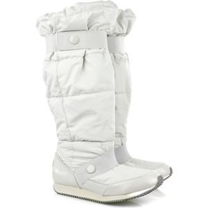 Сапоги Зимние Женские Белые