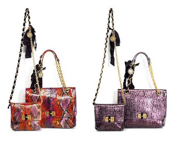 Популярностью пользуется сумки из гладкой кожи, а так же кожи рептилий.  Такие модели сумок есть в коллекциях таких...