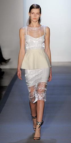 модели летних платьев из шифона