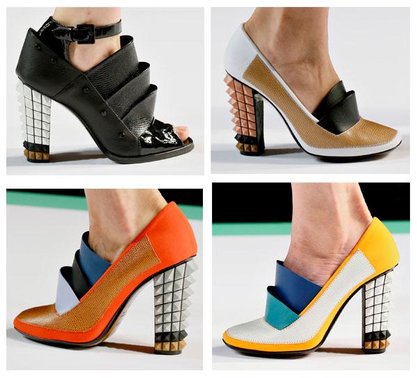 Модная Обувь Сезона Весна Лето 2014