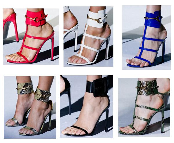 86f1781cf Брендовая обувь: Модная Обувь Весна Лето 2014 Фото Женские
